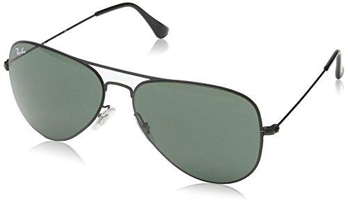 Ray-Ban - Lunette de soleil RB3513 Demi gloss black/Dark green