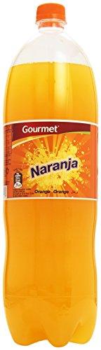 Gourmet - Refresco - Naranja - 2 l