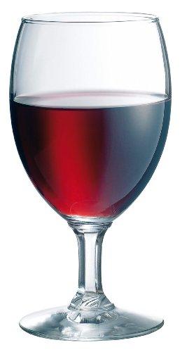 Durobor 951/30 Napoli Rotweinkelch 300ml, 12 Gläser, ohne Füllstrich
