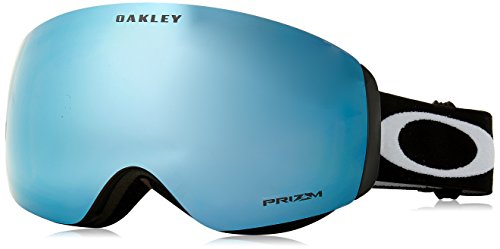 Oakley Flight Deck Xm Masque de ski Matte Black/Prizm Sapphire Iridium