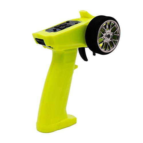 Vosarea Funkfernbedienungsbedienelemente Bandempfänger ohne Batterie (grün) -