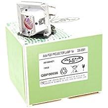 Alda PQ/® Lampenmodul mit Geh/äuse Beamerlampe 310-7578 f/ür DELL 2400MP Projektoren