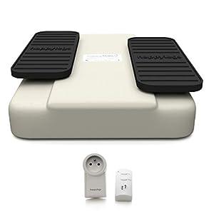 happylegs Premium -Happylegs – Passiv Beintrainer mit Automatische Bewegung und Garantie von 5 Jahre und Fernbedienung