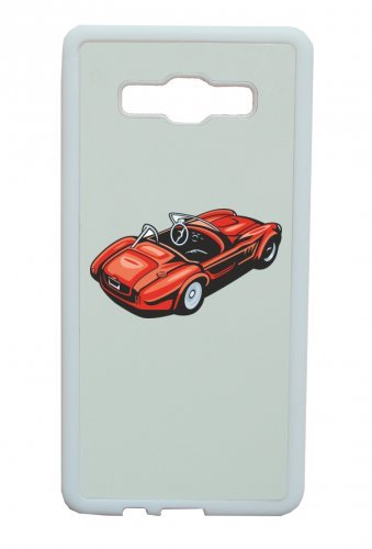 Smartphone Case Hot Rod Sport carrello auto d epoca Young Timer shellby Cobra GT muscel Car America Motiv 9794per Apple Iphone 4/4S, 5/5S, 5C, 6/6S, 7& Samsung Galaxy S4, S5, S6, S