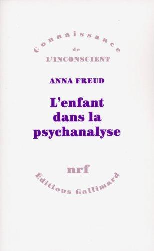 L'Enfant dans la psychanalyse