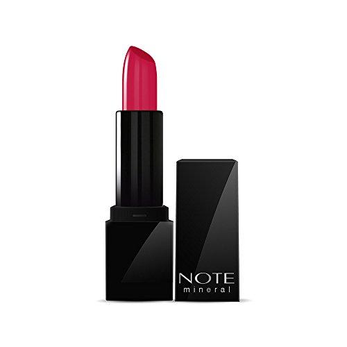 NOTE Cosmetics Mineral Semi Matte Lippenstifte 03-Gipsy - 4.5 gr -