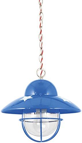 Ranex LF12014 Lief Suspension Métal/Verre Bleu