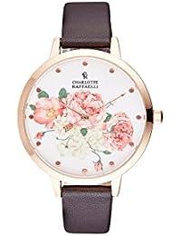 Reloj mujer Charlotte rafaelli (acero Floral 38 mm crf003