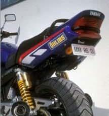 Passage de roue BRUT Pour YAMAHA 1300 XJR 1999 à 2010 pour YAMAHA- 1300- XJR 1300 SP- 2009