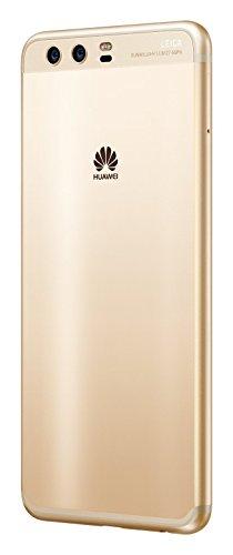 Huawei P10 Plus 5 5  4G 6GB 128GB 3750mAh Oro - Smartphone  14 cm  5 5    128 GB  20 MP  Android  7 0  Oro