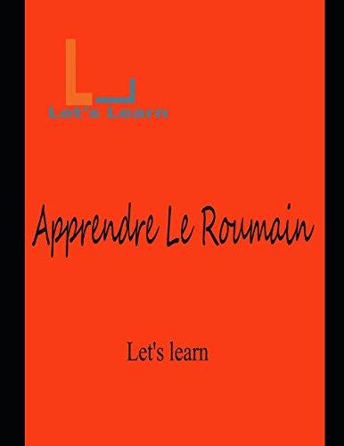 Let's Learn - Apprendre Le Roumain par Let's Learn