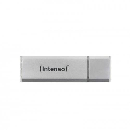 Intenso Alu Line 64 GB USB-Stick USB 2.0 silber 30-gb-usb -