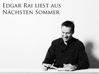 Nächsten Sommer: Roman: Amazon.de: Edgar Rai: Bücher
