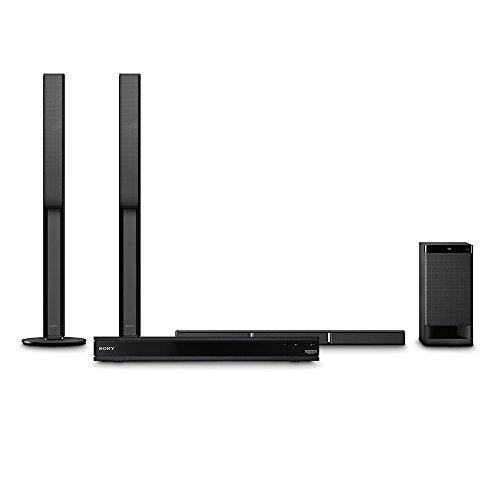 Sony UBPX800 4K Ultra HD Blu-ray Disc Player + Sony HT-RT4 5.1 Soundbar System (Player Es Sony Cd)
