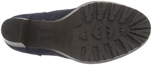 Xti 65215, Bottes Classiques femme Bleu Marine