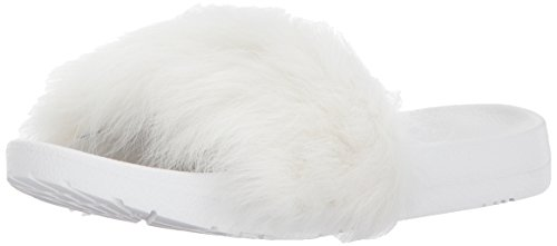 Ugg Damenschuhe - Pantolette Royale 1018875 - White, Größe:43 EU