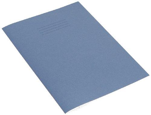 Preisvergleich Produktbild Rhino F8M Übungsbuch, A4, 80Seiten Buch–Dunkelblau (10Stück)