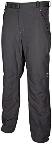 DEPROC-Active Pantaloni da Uomo Pantaloni Invernali Elastiche Elastiche Elastiche e Pantaloni Termici, Uomo, Elastische Winterhose und Thermohose, Nero, 25 | Funzione speciale  | Il Più Economico  62bf7d