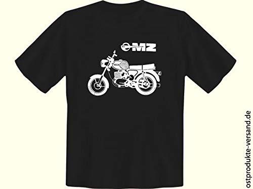 Tshirt MZ Modell TS schwarz   Ossi Produkte   für Ostalgiker   DDR Geschenke