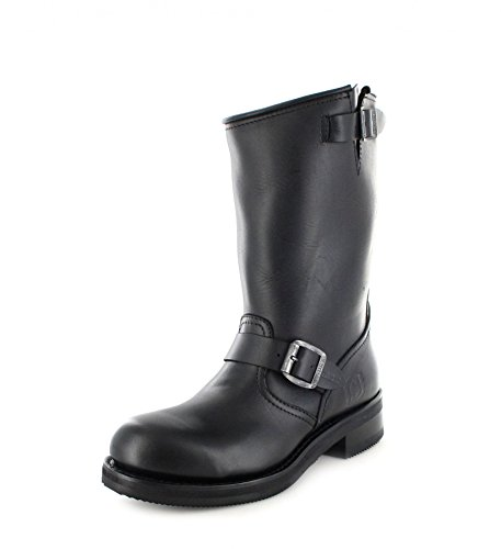 Sendra Boots Bikerstiefel 2944 Iron Engineerstiefel (in zwei Farben) Schwarz