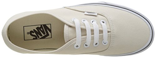 Vans Authentic, Scarpe Running Donna Avorio (abedul / Blanco Verdadero)