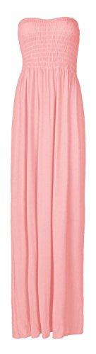axi Kleid Plus Größe Plain Umführungsvorrichtung Bandeau ()