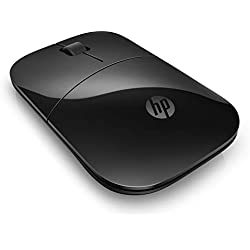 HP Z3700 Black Wireless Mouse - Souris sans fil - Noir