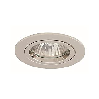 Ansell Twistlock GU10/MR16 Bright Chrome Downlight