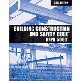 Nfpa 5000: Building Construction and Safety Code, 2012 Edition by Nfpa (2012) Paperback