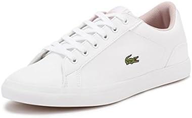 Lacoste Junior Blanco/Rosa Lerond S116 SPC Zapatillas