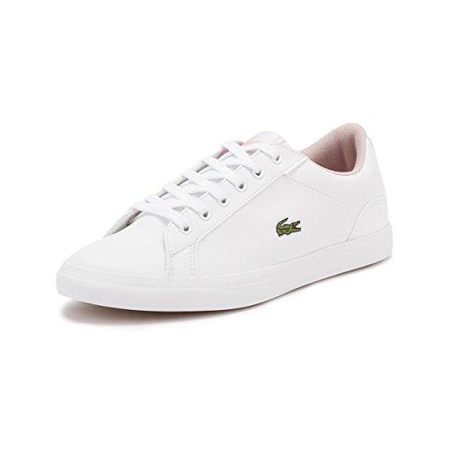 lacoste-junior-blanco-rosa-lerond-s116-spc-zapatillas-uk-4