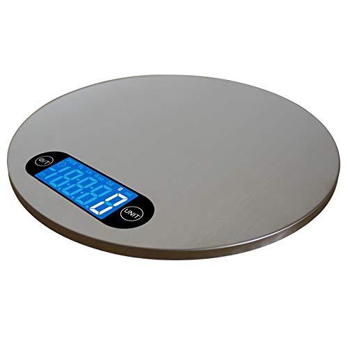 ZHANGYUGE Praktische 5Kg 1G Digitale Bilanz 4 Einheiten Messeinheit LCD-Display Digitale Essen Skala Küche Gewicht Werkzeug LCD-Anzeige - Essen-gewicht-digital-skala