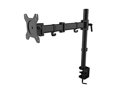 HFTEK® HF28DB Monitor TV Tisch Halterung Halter Desk Mounts Bracket (HF28DB)