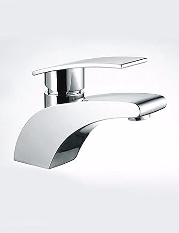 SDKKY L'ensemble du bassin du moulage du cuivre, appuyez sur bas, mousser, superfine vanne
