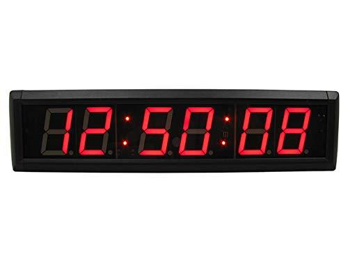 GAN XIN - Reloj de Pared con Mando a Distancia 2
