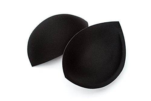 Coppe reggiseno da cucire, colorcarne, avorio o nero, coppe misura A - E Ivory