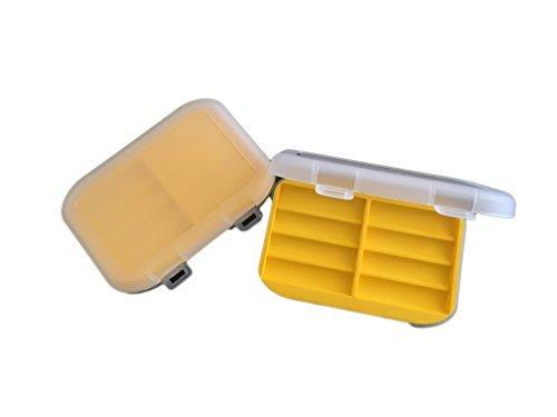 Akku Pack, plastik, gelb, 2er-Pack Delkin Digital-batterie