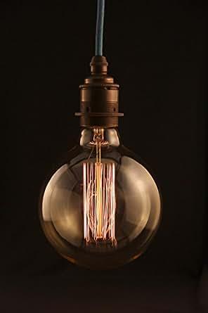 Ampoule rétro XL Globe Ampoule Lampe Ampoule culot à baïonnette