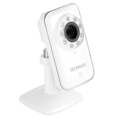 Preisvergleich Produktbild Technaxx TX-10 Easy IP Kamera - Überwachungskamera - weiß