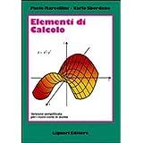 Elementi di calcolo. Versione semplificata per i nuovi corsi di laurea