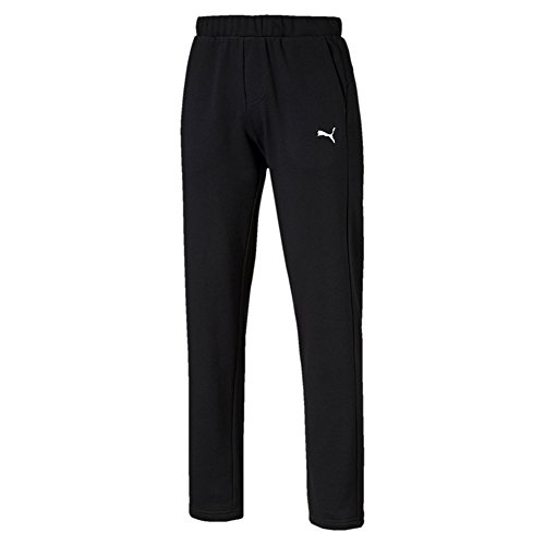 Puma Herren Ess Sweat Pants, Tr, Op Hose Cotton Black