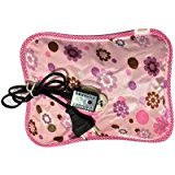 #10: Rectangle Shaped Electric Heat Bag Hot Pouch Massager For Aches Reliever