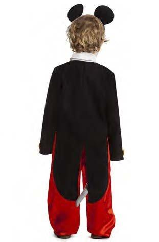 Imagen de disfraz ratoncito mickey 7 9 alternativa