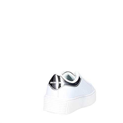 Bass3d 42090 Sneakers Fille Blanc