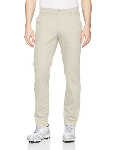 Under Armour Herren Showdown Chino Taper Hose, Herren, Men's Showdown Chino Tapered Pants, Stone (279)/Stone, 30W x 32L -