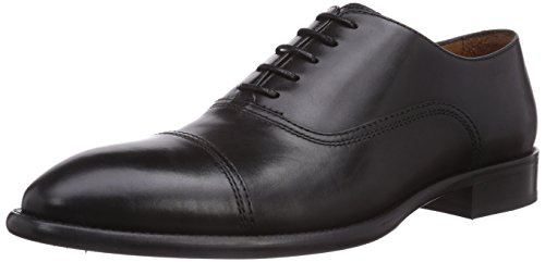LottusseLOTTUSSE LONDON L6553 - Scarpe Oxford Uomo , Nero (Schwarz (LOND.OLD NEGRO)), 46 (UK 11.5)