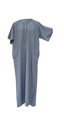 Desert Dress - Boubou Marocain Arabe Homme DishDash Jubba Habit de Prière -  62 675b29c936e