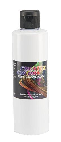 Createx White 5050 Illustration Farbe 240ml weiss Airbrush Farbe -