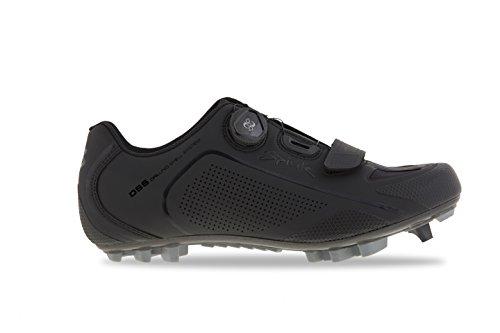 Spiuk Altube MTB C Sneaker, UNISEX mattschwarz