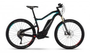 Haibike E-Bike XDURO HardSeven Carbon RX, 27,5', 10-G, Bosch Perf. CX